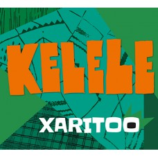 Kelele - XARITOO [CD]
