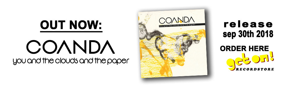 COANDA Out now